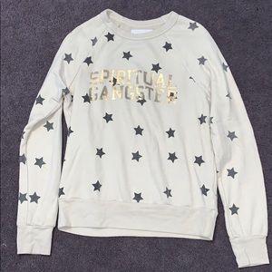 Spiritual Gangster Star Sweatshirt